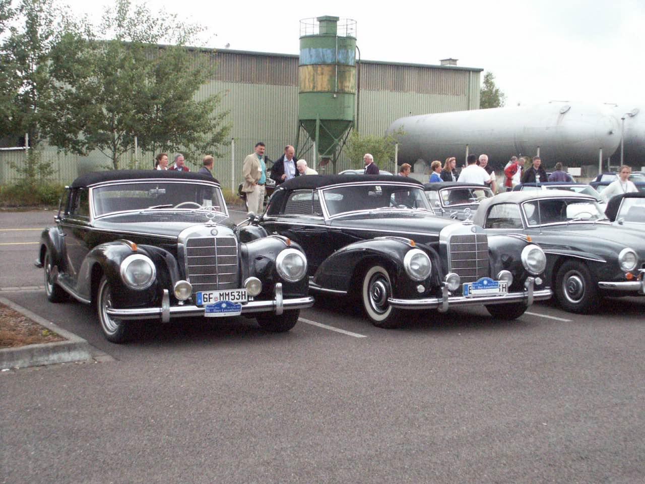 5 jahre r c 107 mercedes benz club luxembourg mercedes for Mercedes benz luxembourg