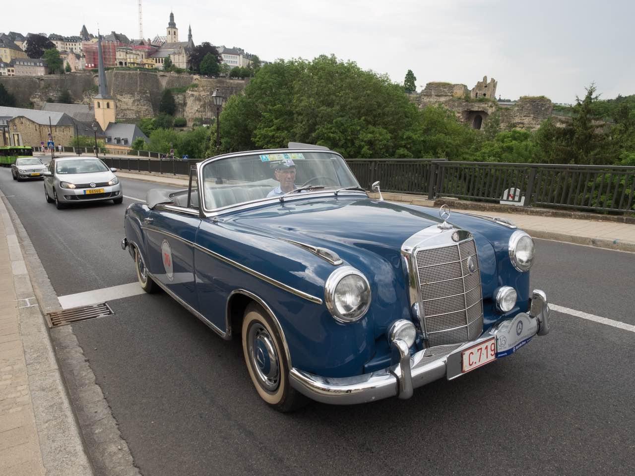 15 jahre mercedes benz club luxembourg mercedes benz for Mercedes benz luxembourg